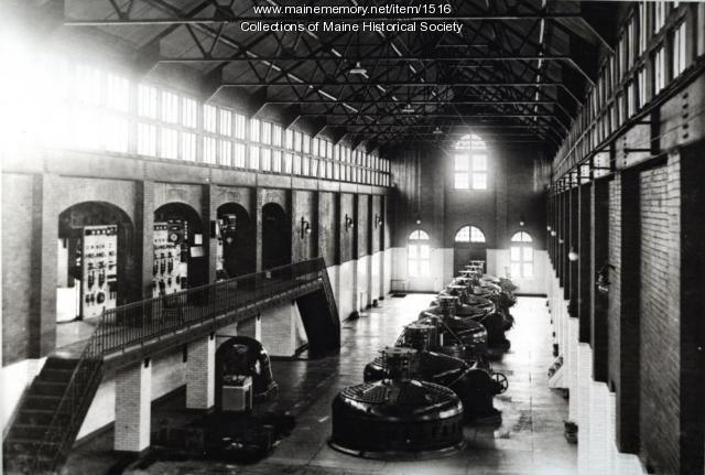 Bangor St. Railway power station