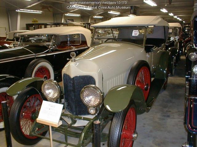 1915 Finley Robertson Porter