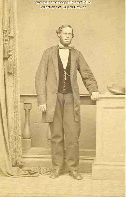 Alexander Andrew, April 18, 1865