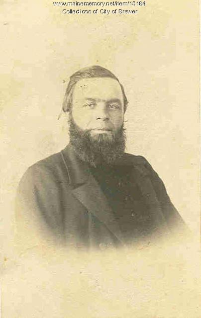Alfred Strorm, November 16, 1865