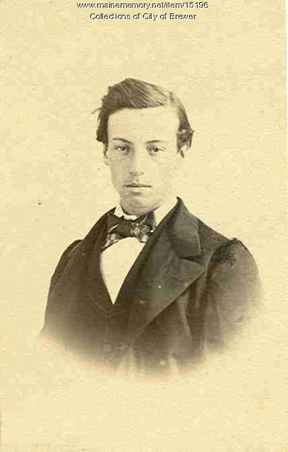 George Wallace, Brewer, 1865