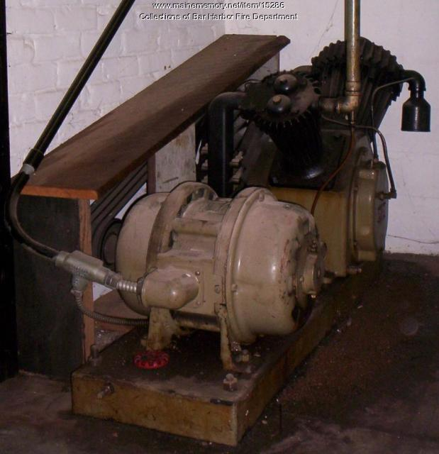 Ingersoll-Rand Compressor