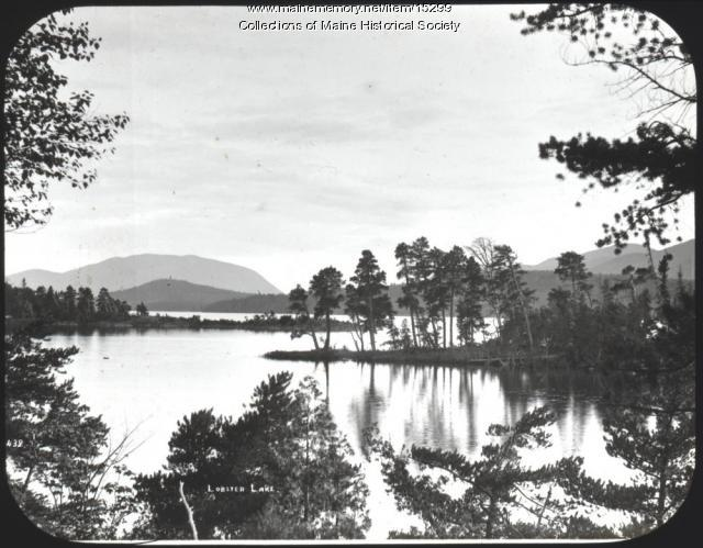 Lobster Lake, ca. 1900