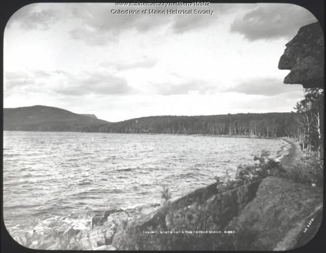 Kineo, Moosehead Lake, ca. 1900