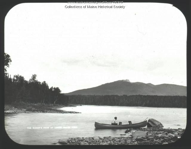 Lower Indian Pond, ca. 1900