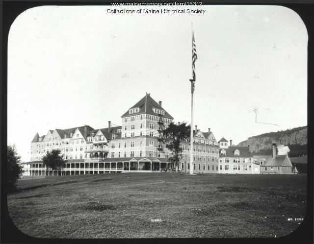 Mt. Kineo House, Kineo, ca. 1900