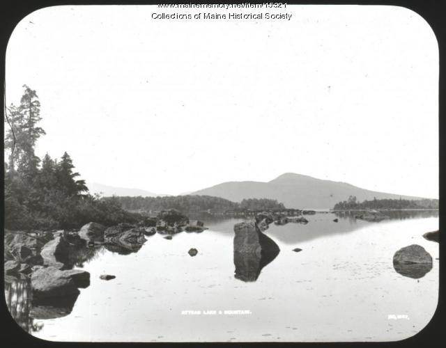 Attean Lake, Jackman, ca. 1900