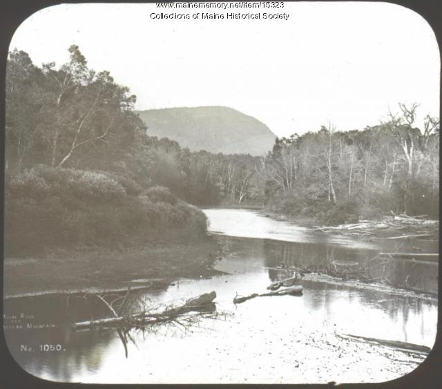 Moose River, Jackman, ca. 1900