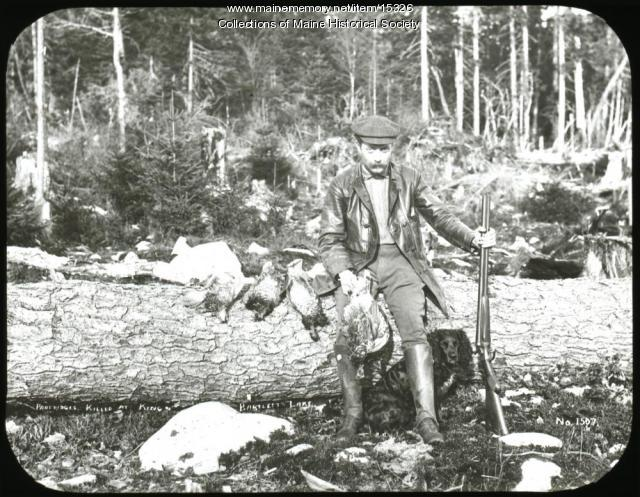 Partridges, King and Bartlett Lake, ca. 1900