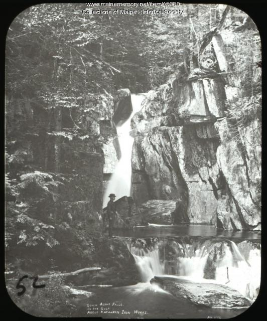 Screw Auger Falls, ca. 1900