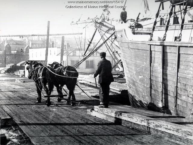Long Wharf, Portland