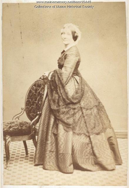 Eleanor Neal, Portland, ca. 1870