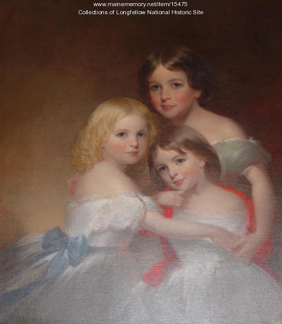 Longfellow's Three Daughters