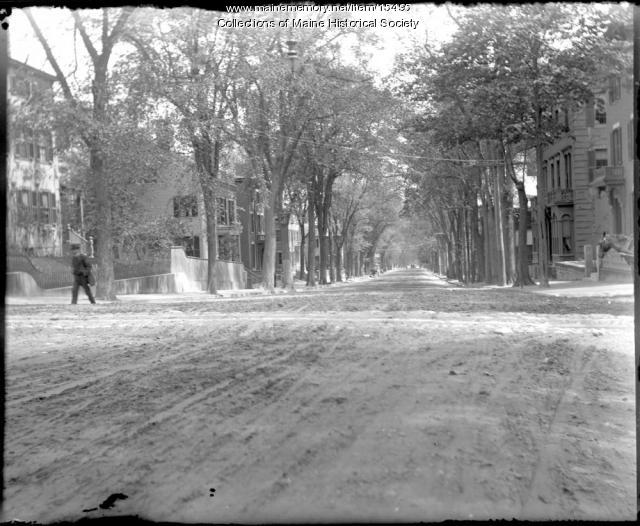 Danforth Street, Portland, 1901