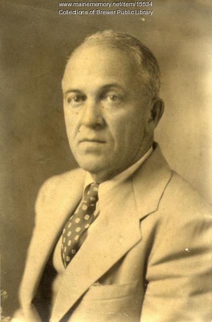 John B. Stuart, Brewer, 1945