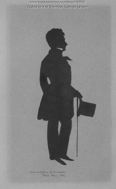 H. W. Longfellow of Cambridge, 1841