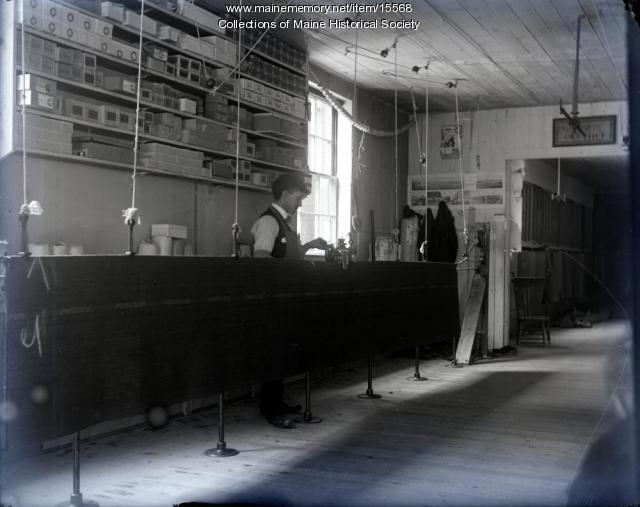 W.T. Kilborn Co., Portland, ca. 1900