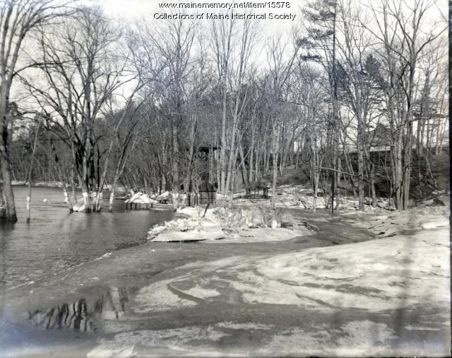 Riverton Park, Portland, 1900