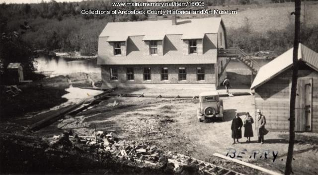 Littleton Fish Hatchery, ca. 1920