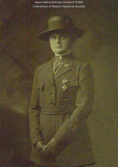 Jane Jeffrey, 1919