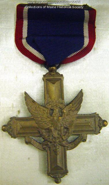 Jane Jeffrey Distinguished Service Cross, 1919