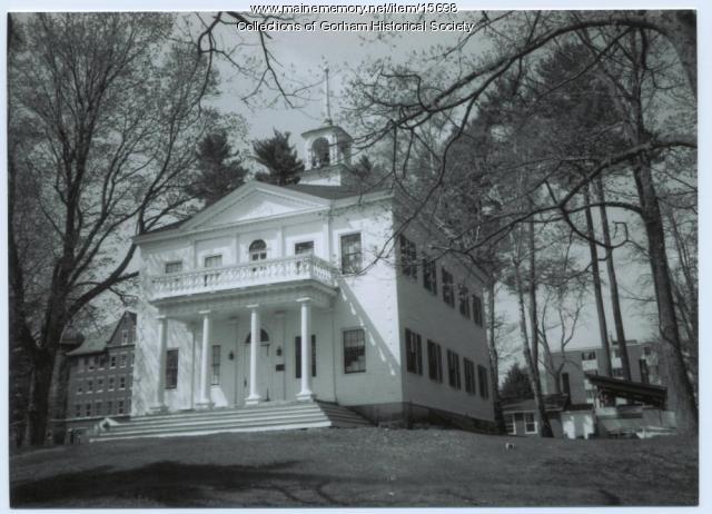 Gorham Academy ca. 1990