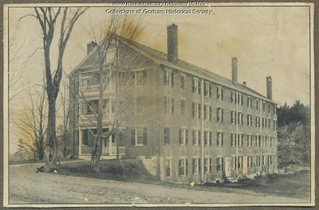 Maine Female Seminary, Gorham