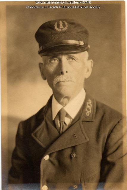 John W. Cameron, Portland Head Light Keeper