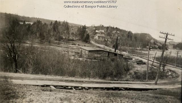 Calais-Canada border, 1944