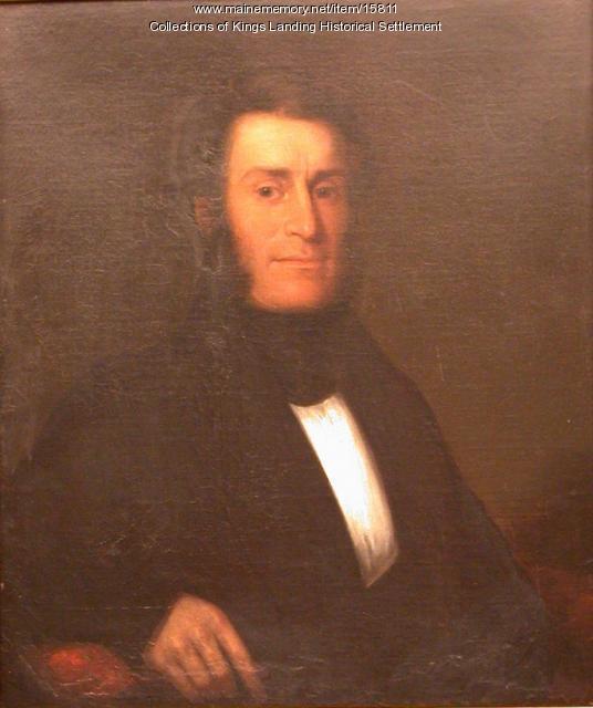James A. MacLauchlan, New Brunswick, ca. 1840