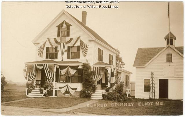 A Centennial Celebration Home, Eliot, 1910