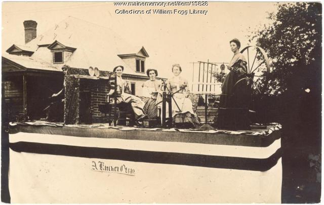 Centennial Parade, Eliot, 1910