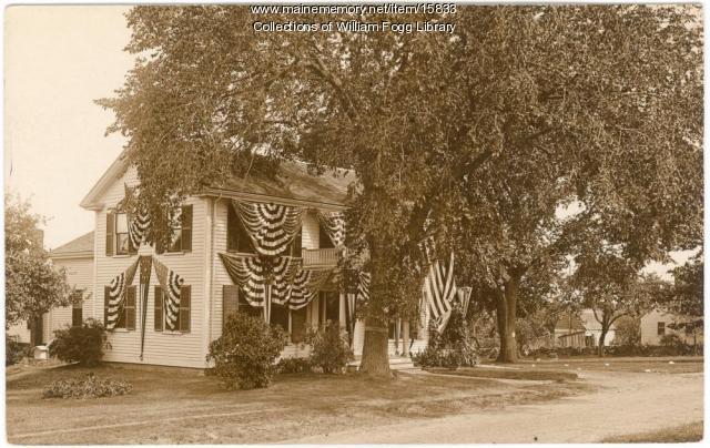 Durgin Home, Eliot, 1910