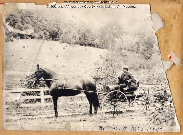 Concord Wagon, Houlton, c.1900