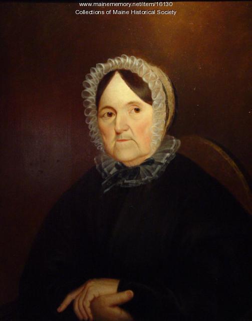 Sally Sayward Barrell Keating Wood, ca. 1820