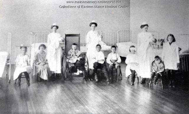 Eastern Maine General Hospital Children's Ward