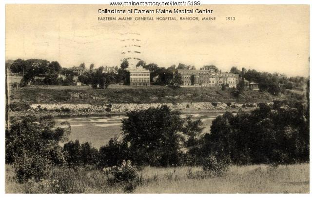 Eastern Maine General Hospital, ca. 1913