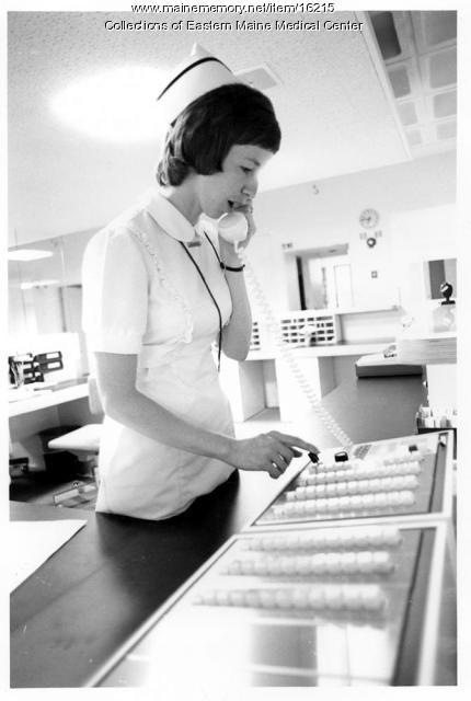 Eastern Maine Medical Center 1974