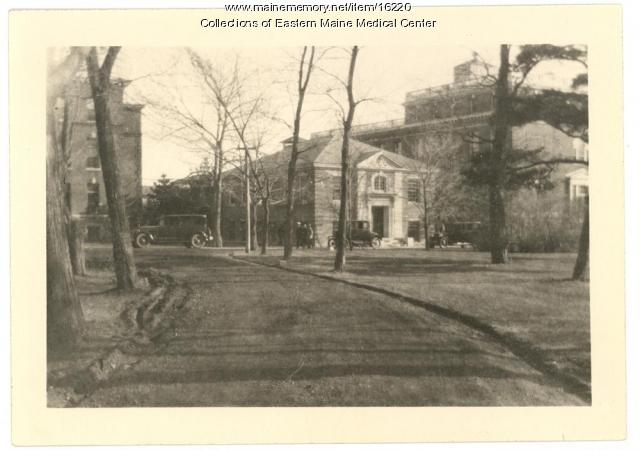 Stodder Laboratory at Eastern Maine General Hopital circa 1923