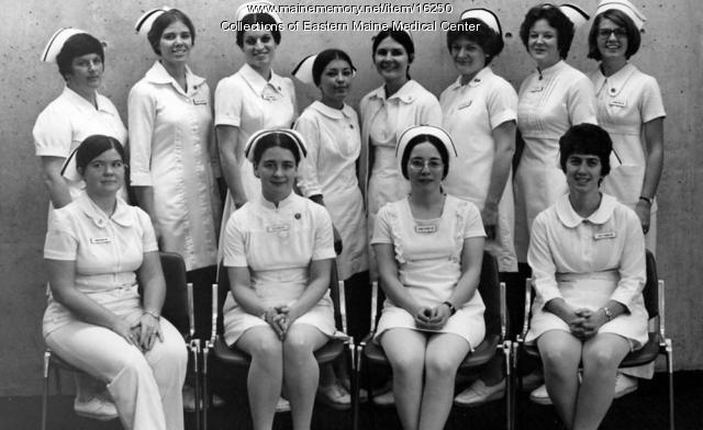 Eastern Maine Medical Center graduates, 1976