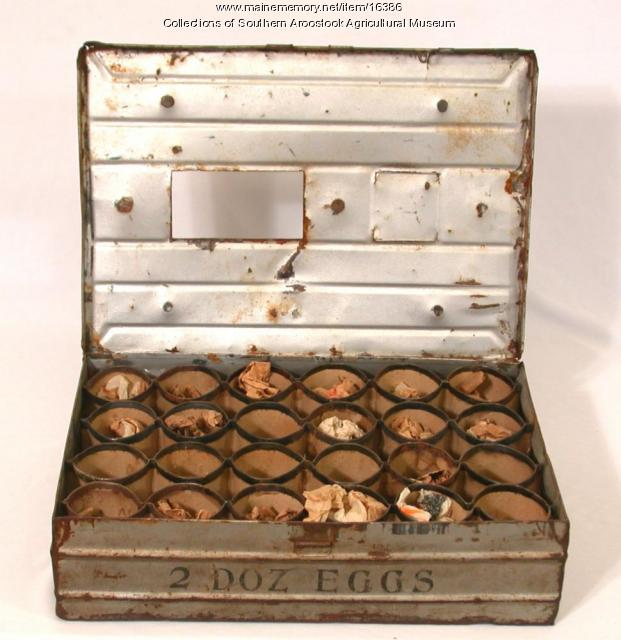 Egg Carrier, c. 1920