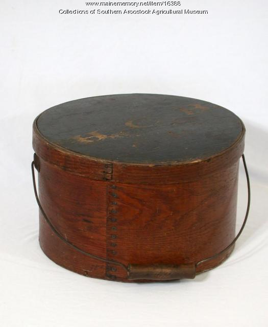 Lunch Bucket, ca. 1900