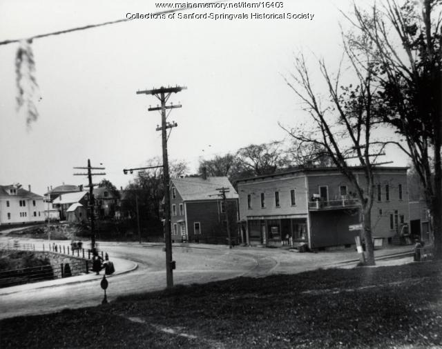 Bridge Street, Springvale, ca. 1913