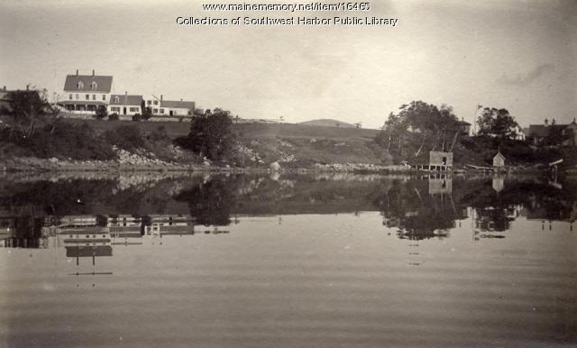 Freeman House, Southwest Harbor, 1890
