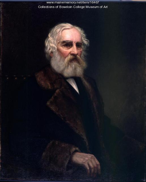 Portrait of Henry Wadsworth Longfellow, 1881