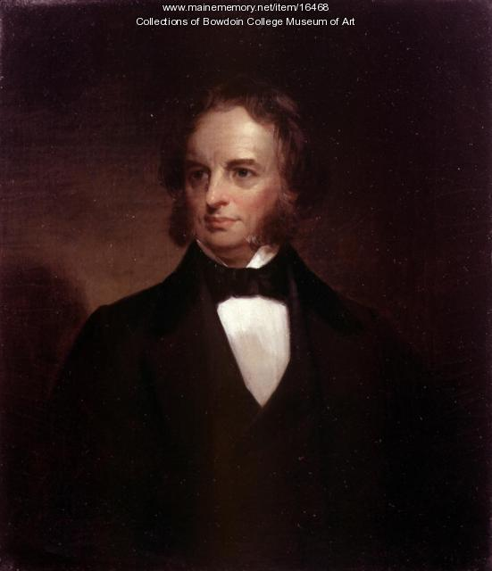 Portrait of Henry Wadsworth Longfellow, 1859