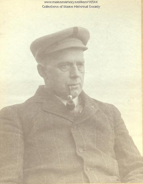 Millard Baldwin, Portland, ca. 1910