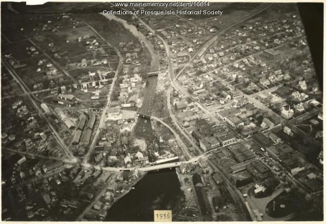 Presque Isle in 1936