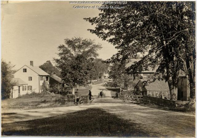 West New Portland Village, ca. 1905
