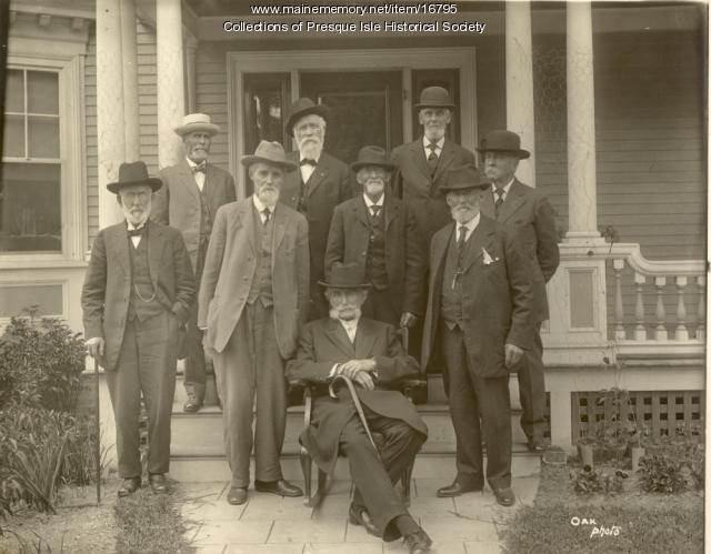 Pioneer Club, Presque Isle, ca. 1915